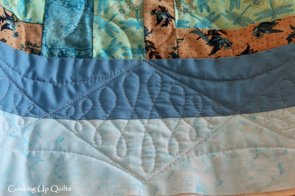 Border Quilting Design