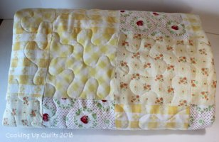 Sharing a Quilt with a Past