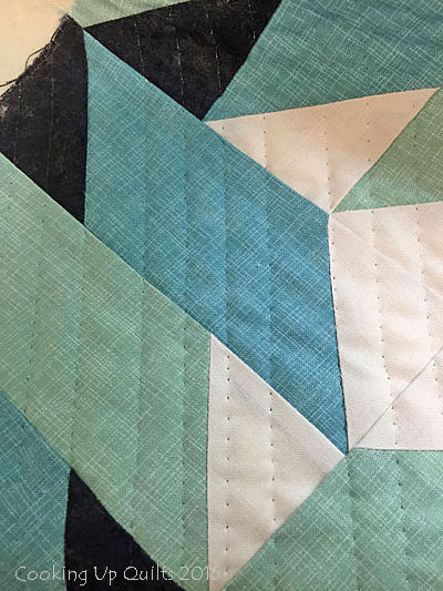 Straight Line Quilting