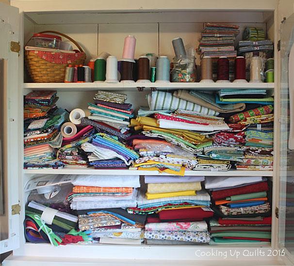 Organizing My Stash