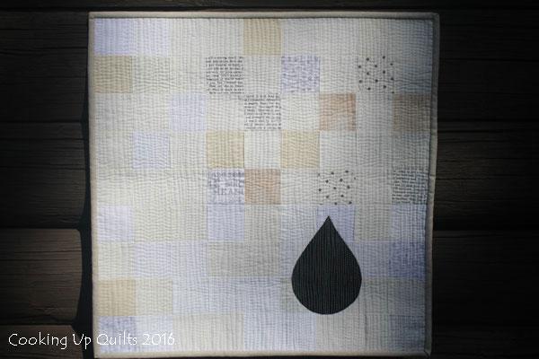 Tearful Mini Quilt