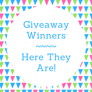 giveaway-winnershere-they-are