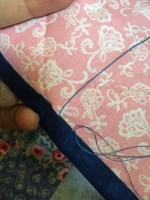 {Tip} How I Hand Stitch Binding