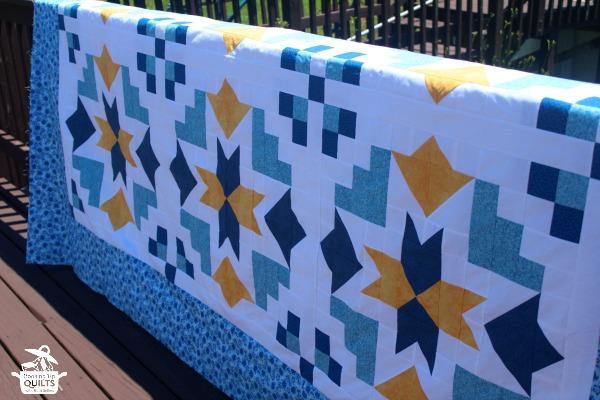 Star Blossom Pattern