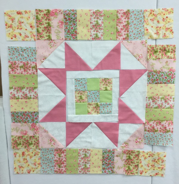 Star Bright Mini Quilt