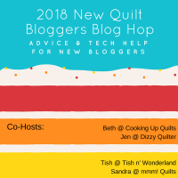 Registration Open – 2018 New Quilt Bloggers Blog Hop
