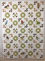 MCM #100 – New Year and 2018 New Quilt Bloggers Blog Hop