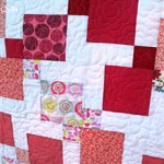 Lollipop quilt by Beth Sellers of Cooking Up Quilts