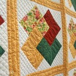 Twelve Year Quilt quilt by Beth Sellers of Cooking Up Quilts