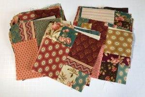 MCM #134 – 'Scrambled' Fabric Blocks