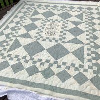 MCM #159: It's a Bear-y Froggy Week and I'm Smitten With This Quilt