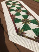 MCM #161: A Lovely Table Runner and Fun Blocks