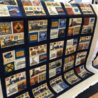 Choo Choo! A Sweet Train Quilt