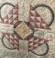 MCM #168: Quilting Pearl's Basket Quilt and Sharing a Heirloom