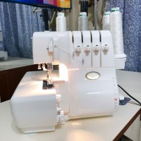 I Brought Home a Serger!