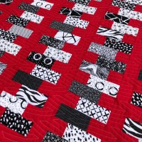 MCM #185: Red, Black, and White: A Fun Color Combination