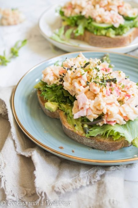Seafood and Avocado Recipes
