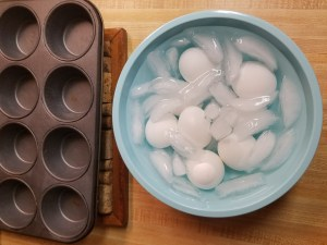 Cooling Eggs