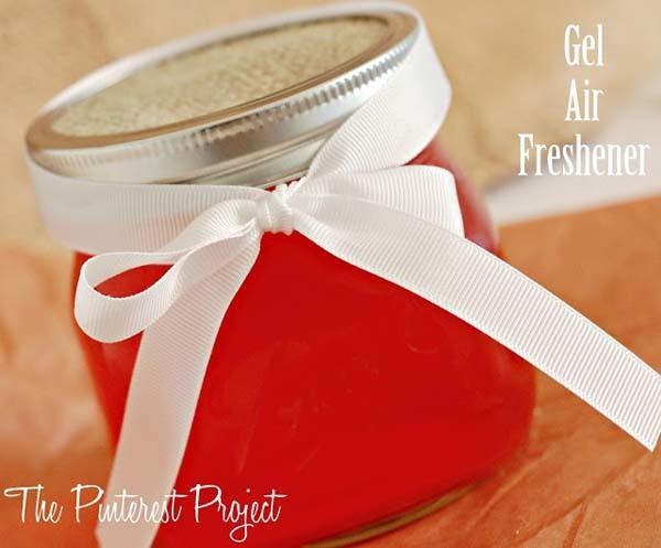4.) Gel Air Freshener