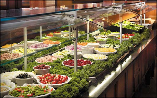 22. Before 2013, the number one buyer of kale was Pizza Hut. They didn't serve it, they used it as a decoration for their salad bars.