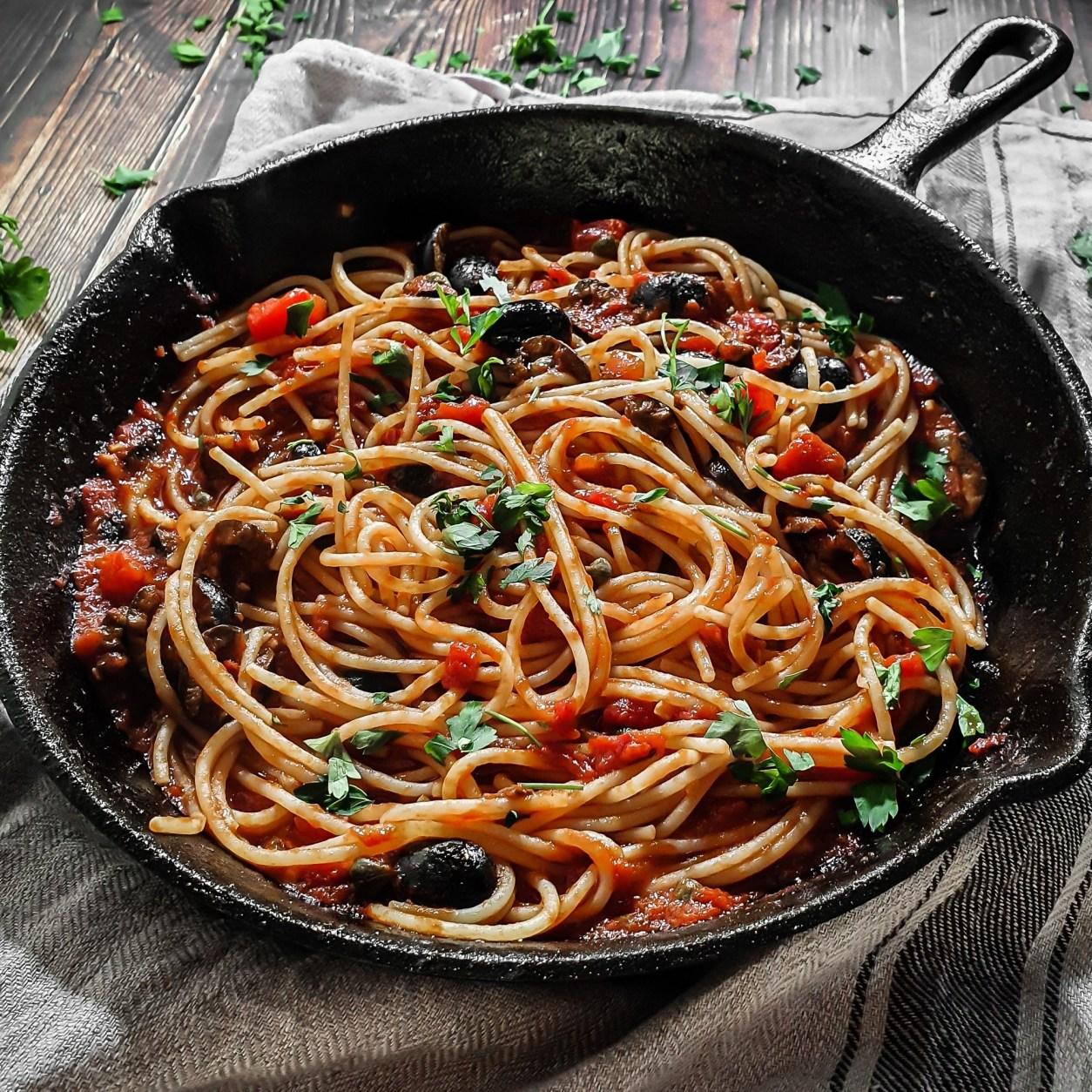 Sluts Spaghetti