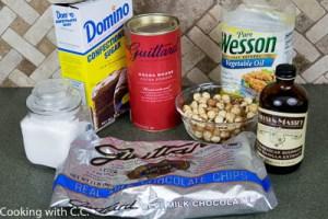 Chocolate Hazelnut Spread Ingredients