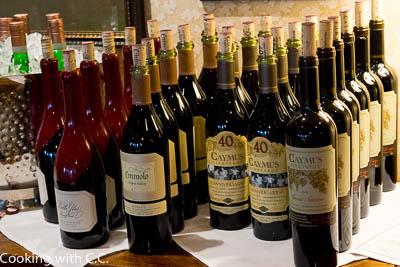 Wagner Wine Dinner