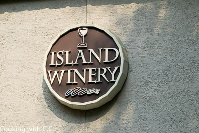 Who Knew? Winery On The Island.