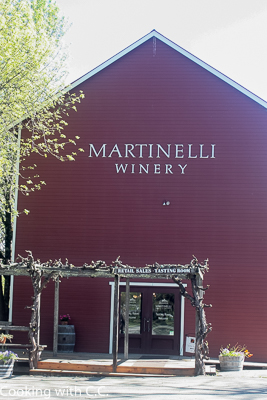 "Martinelli ""Red Barn"" Winery"