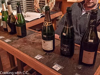 2015 Champagne Tasting