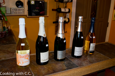 Other Sparkling Wines We Tasted
