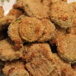 """Fried"" Dill Pickles – only without the frying"