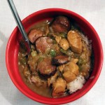 Louis' Favorite Chicken Gumbo – Princess and the Frog Inspired Dinner!