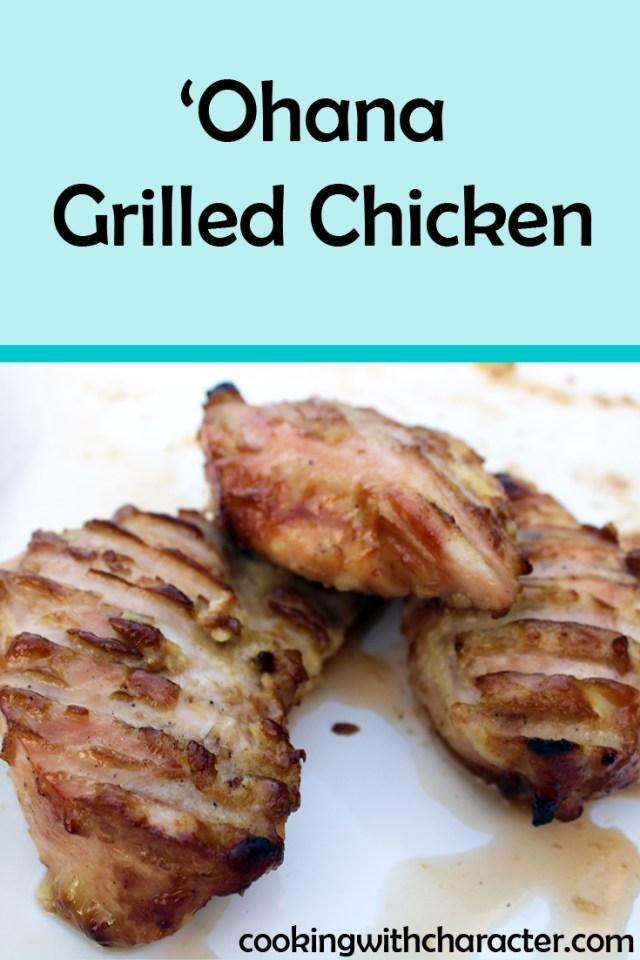 Ohana Grilled Chicken