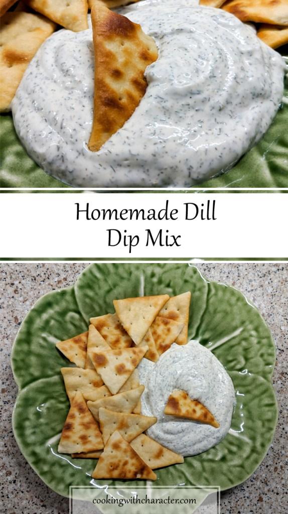 Dill Dip Mix
