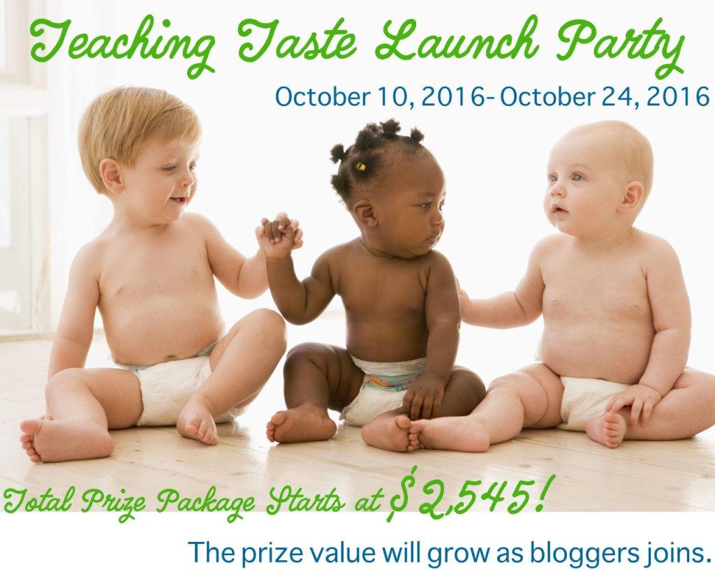 Teaching Taste Launch Party