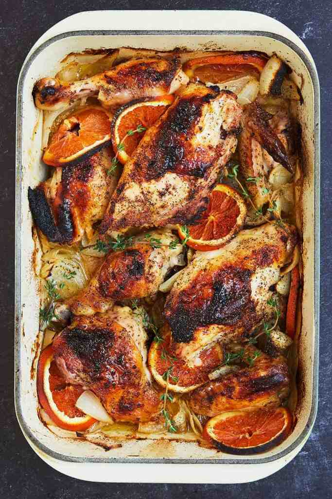 Clementine Chicken