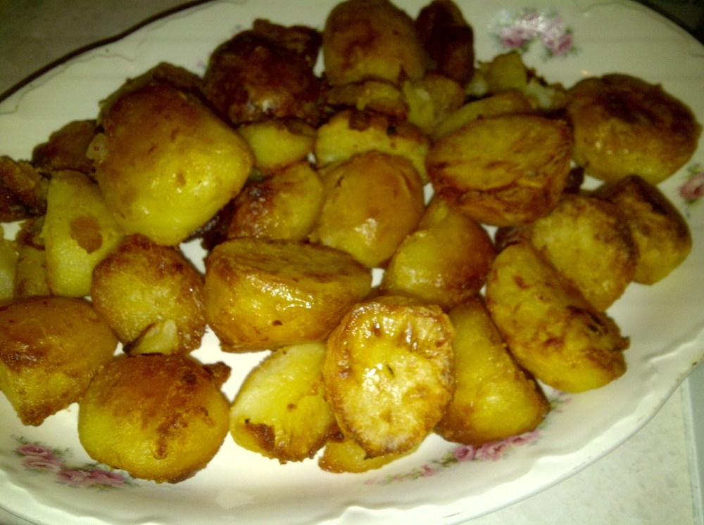 My Tip for Reheating Roast Potatoes or Vegetables (1/2)