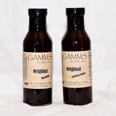GAMMS Fine Sauces