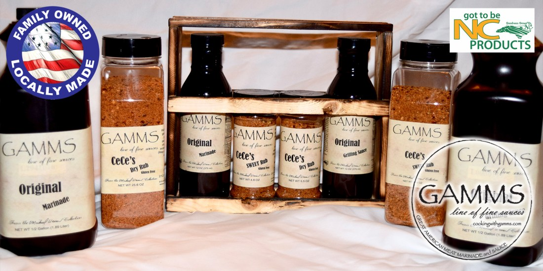 GAMMS Fine Sauces and Marinades