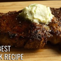 The Best Steak Recipe