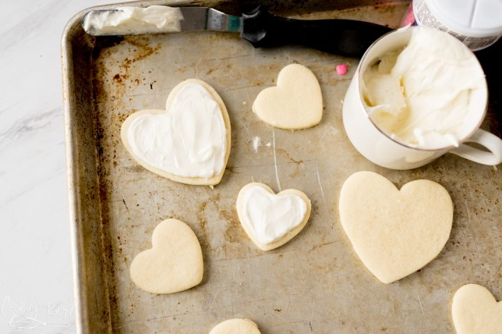 sugar cookie recipe for valentines day