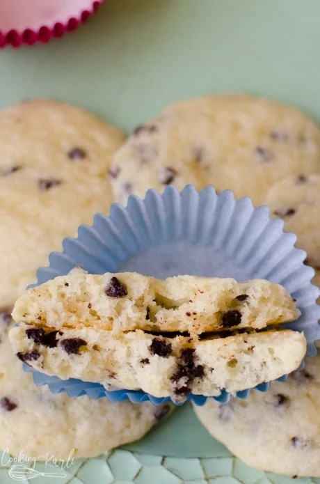 muffin tops are muffin cookies, perfect for brunch or a snack.