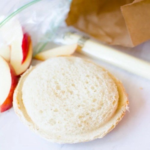 Make your own Smokers Uncrustable sandwiches for school lunch.