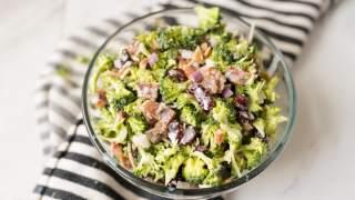 Best Ever Broccoli Salad Recipe