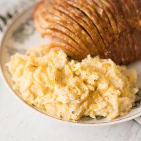 cheesy funeral potato casserole