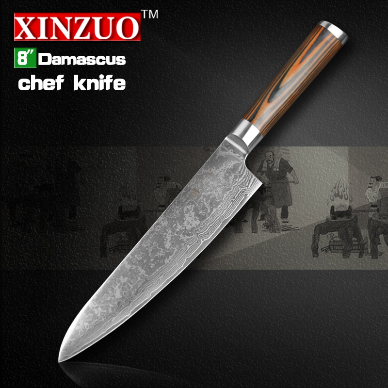 High Quality Kitchen Knives