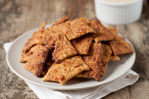 Blumenkohl-Cracker 1-1