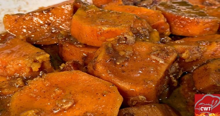 Southern Candied Yams Recipe