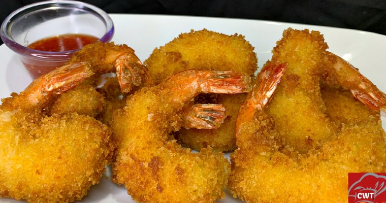 Crispy Fried Shrimp Recipe